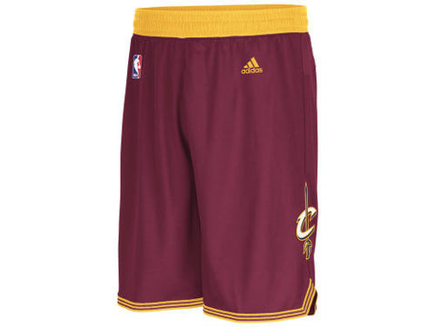 Cleveland Cavaliers Adidas Maroon Youth Swingman Shorts - Dino's Sports Fan Shop