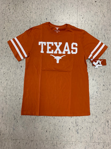 Texas Longhorns Adult Texas Sports Orange Shirt