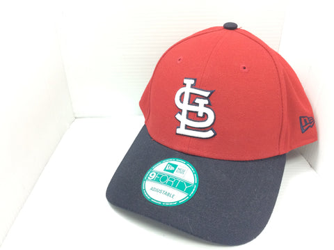 St Louis Cardinals New Era 39THIRTY Reverse Fitted Hat