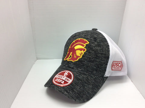 USC Trojans SC Middleton Mesh Back Snapback Adjustable Hat