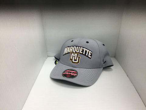 Marquette Golden Eagles Zephyr Signature Snapback Hat