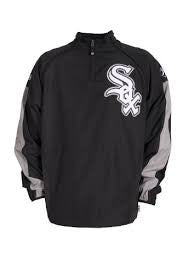 Chicago White Sox Majestic Authentic On Field Pullover - Dino's Sports Fan Shop