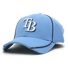 Tampa Bay Rays New Era Road Batting Practice Hat - Dino's Sports Fan Shop