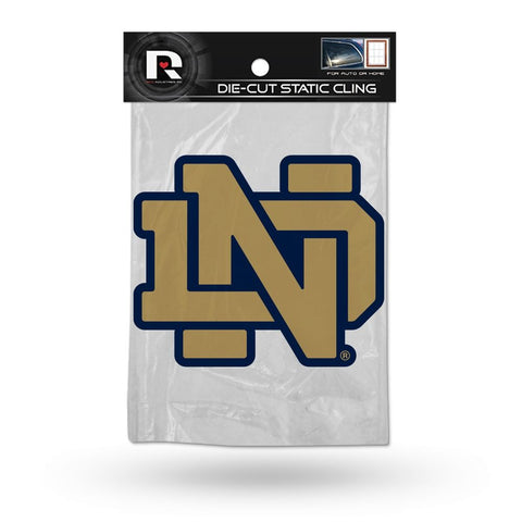 NCAA Notre Dame Fighting Irish Rico Static Cling Decal