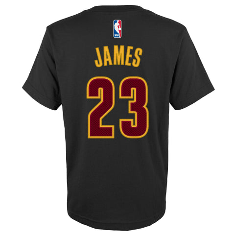 LeBron James #23 Cleveland Cavaliers Adidas Hi-Def Youth Shirt - Dino's Sports Fan Shop - 1