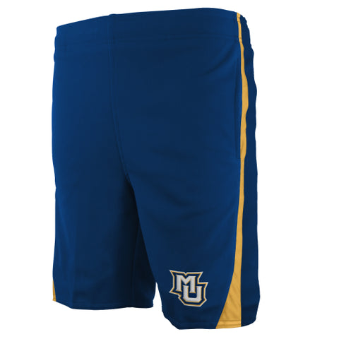 Marquette Golden Eagles Adidas Youth 3 Point Shorts - Dino's Sports Fan Shop