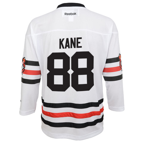 Patrick Kane #88 Chicago Blackhawks 2015 Winter Classic White Jersey (12M-24M)