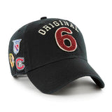 NHL Original Six '47 Brand Clean Up Adjustable Hat