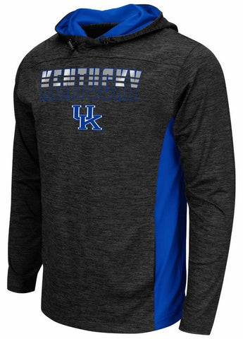 Kentucky Wildcats Colosseum Sleet Pullover Men's Hooded Jacket - Dino's Sports Fan Shop
