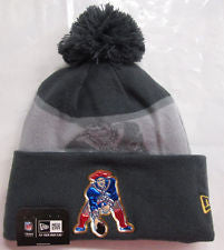 New England Patriots New Era Gold Collection Cuffed Knit Hat - Dino's Sports Fan Shop