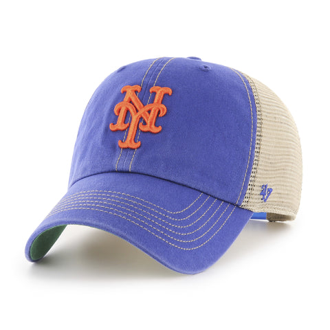 New York Mets Adult Trawler Clean Up Hat
