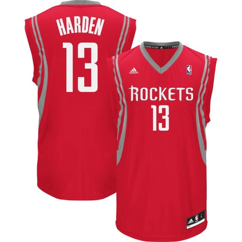 James Harden #13 Houston Rockets adidas Red Youth Swingman Jersey - Dino's Sports Fan Shop
