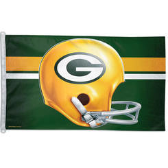 Green Bay Packers Wincraft Throwback Flag - 3' x 5' - Dino's Sports Fan Shop