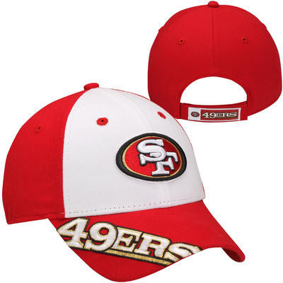 San Francisco 49ers New Era NFL Orlantic 9FORTY Hat - Dino's Sports Fan Shop