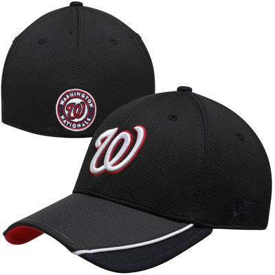 Washington Nationals New Era MLB Pipe Slide 39thirty Cap - Dino's Sports Fan Shop