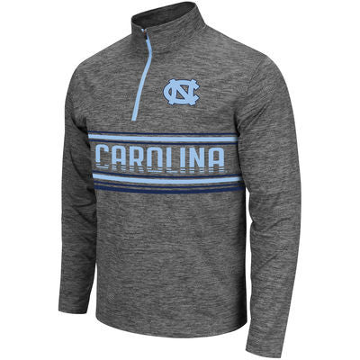 North Carolina Tar Heels Colosseum Brisk Men's Quarter Zip - Dino's Sports Fan Shop