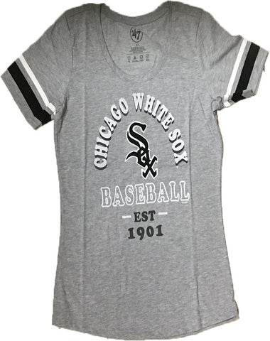 fceca3f7ada Chicago White Sox  47 Brand MLB Gray