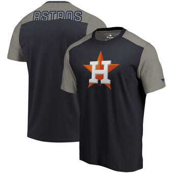 Houston Astros Iconic Blocked Tee Fanatics