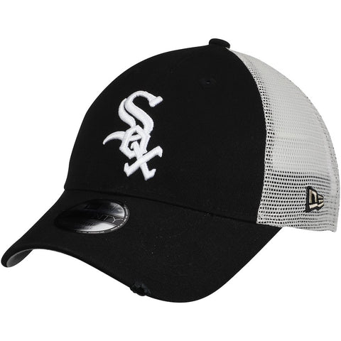 Youth Chicago White Sox New Era Stated Back 9TWENTY Adjustable Hat
