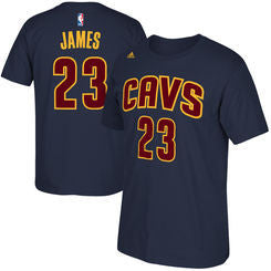 LeBron James #23 Cleveland Cavaliers Adidas Shirt - Dino's Sports Fan Shop