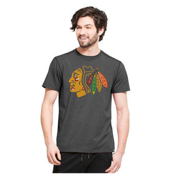Chicago Blackhawks '47 Brand High Point Shirt - Dino's Sports Fan Shop