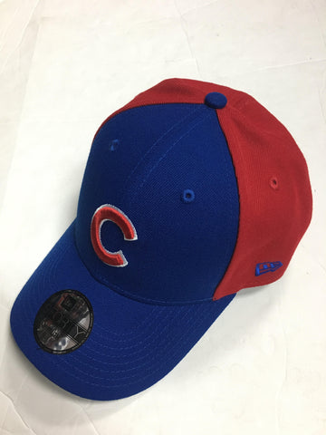 6fd7290edcb Toddler New Era Chicago Cubs Blocked Team 9FORTY Adjustable Hat