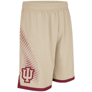 Indiana Hoosiers Adidas Adult 2014 March Madness Shorts - Dino's Sports Fan Shop