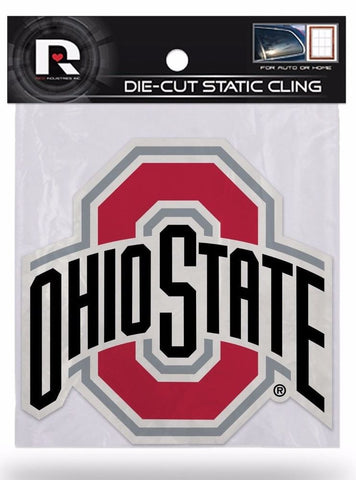 NCAA Ohio State Buckeyes Rico Static Cling Decal