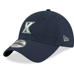 Xavier Musketeers New Era 9TWENTY Core Classic Adjustable Hat