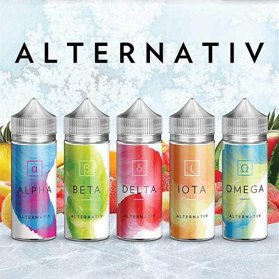 Alternativ Vape Salt (100ml) -