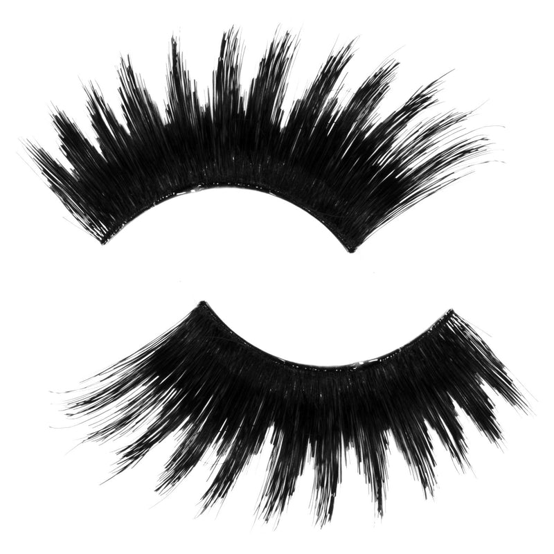 Flapper, Handcrafted Eyelashes - The Crème Shop