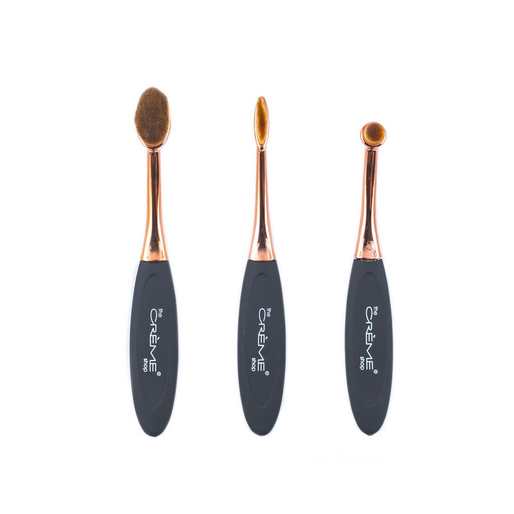 The OMG Brush Trio Set - The Crème Shop