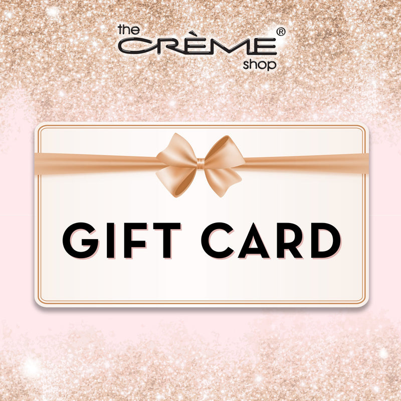 Gift Cards Gift Card The Crème Shop