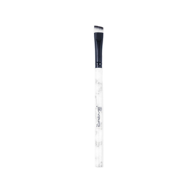 The MRBL Angled Brow/Liner Brush - The Crème Shop
