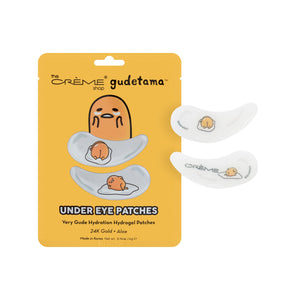 Gudetama Under Eye Patches - The Crème Shop