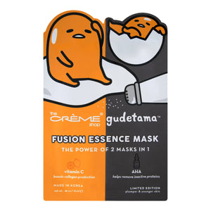 Gudetama Vitamin C & AHA Fusion Sheet Mask - The Crème Shop