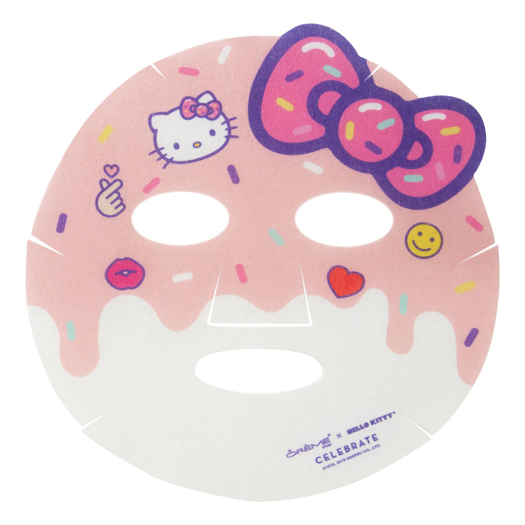 Me Time! Youth-Promoting Sheet Mask Sheet Masks The Crème Shop x Sanrio