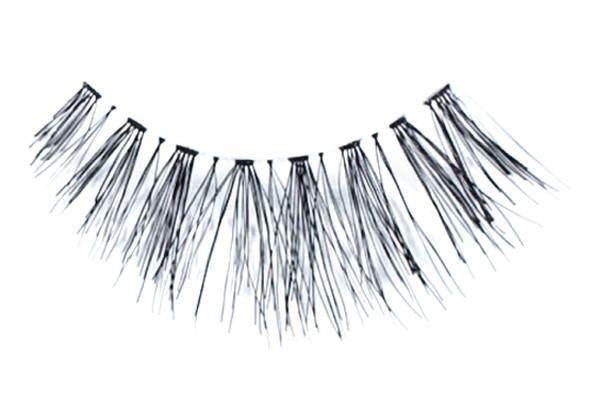 Eyelashes 100% Human Hair - reusable - #43 - The Crème Shop