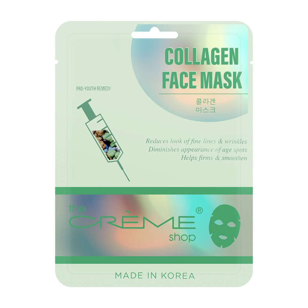 Collagen Face Mask - Pro Youth Remedy - the-creme-shop-cosmetics-and-beauty-supply