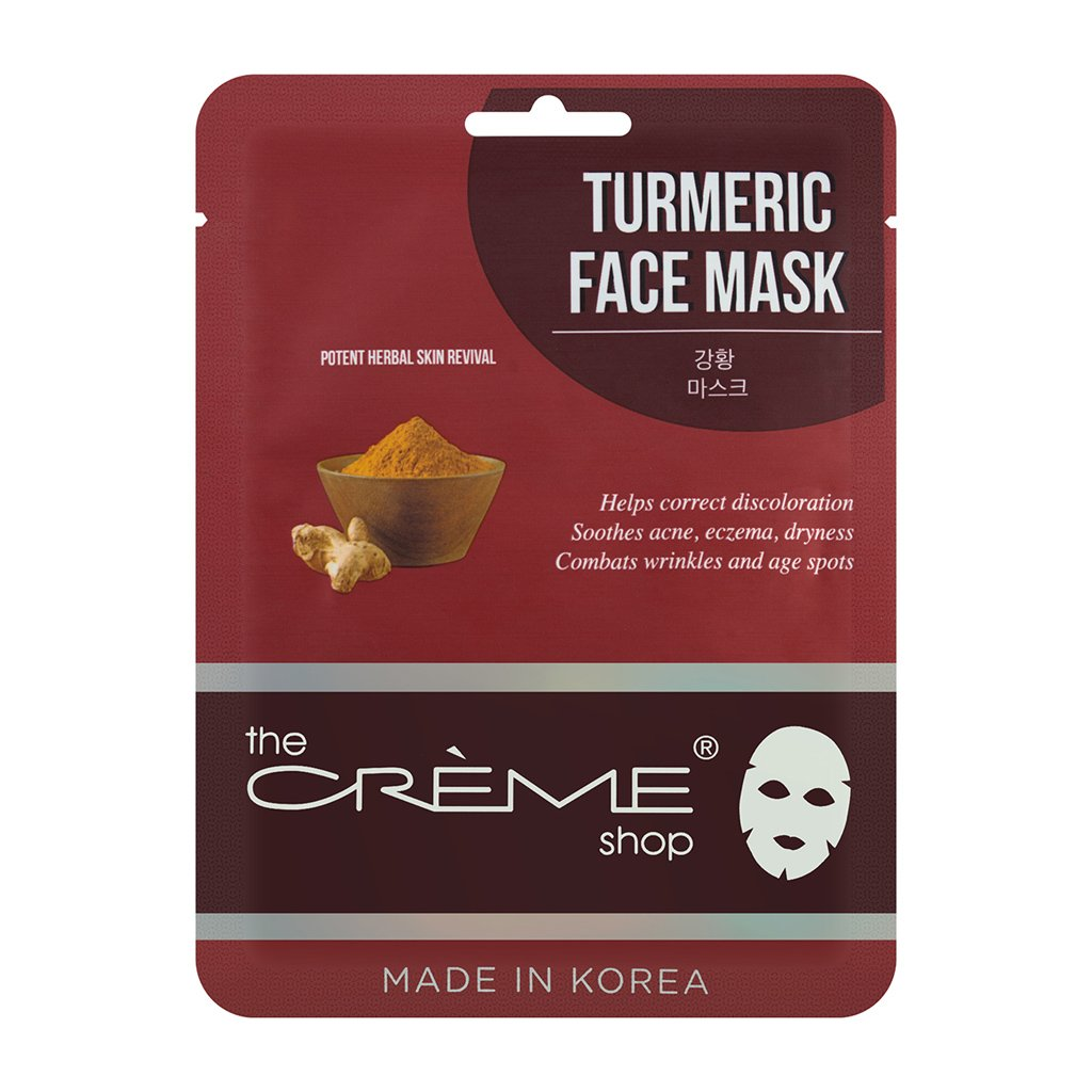 Turmeric Face Mask - the-creme-shop-cosmetics-and-beauty-supply