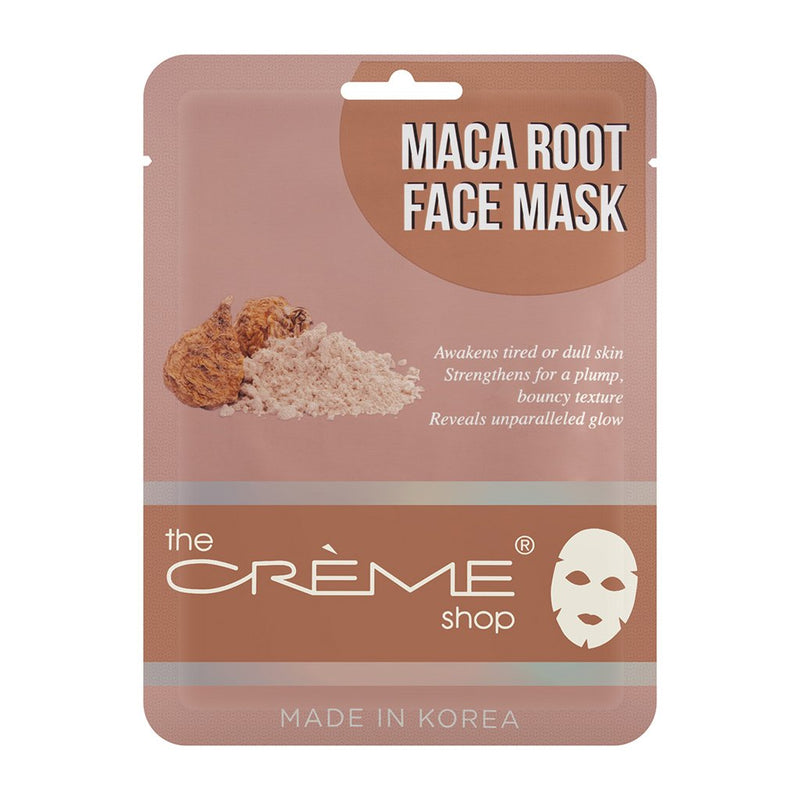 Maca Root Face Mask - The Crème Shop
