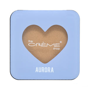 """Aurora"" Powder Highlighter - The Crème Shop"