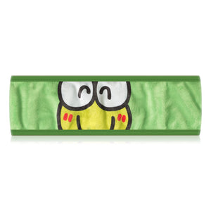 Keroppi Spa Headband - The Crème Shop