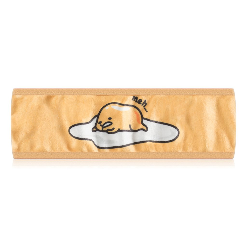 Gudetama Spa Headband - the-creme-shop-cosmetics-and-beauty-supply