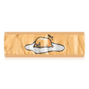 Gudetama Spa Headband - The Crème Shop