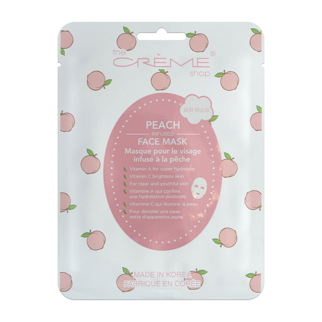 Peach Face Mask - the-creme-shop-cosmetics-and-beauty-supply