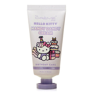 Hello Kitty Unicorn Handy Dandy Cream - Birthday Cake - The Crème Shop