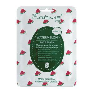 Watermelon Face Mask - The Crème Shop