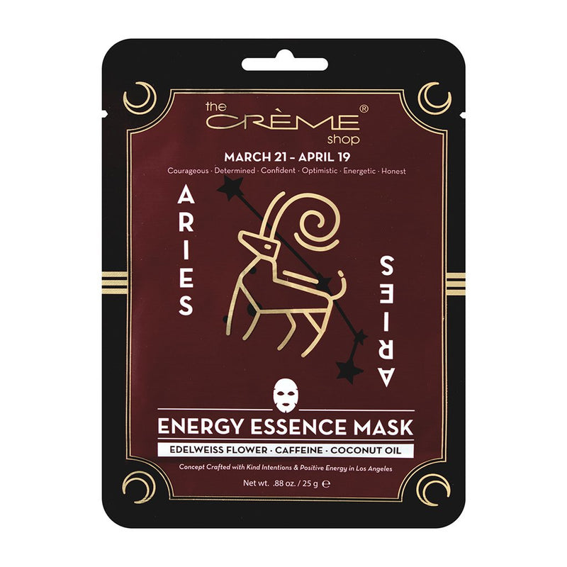 Energy Essence mask - Aries - the-creme-shop-cosmetics-and-beauty-supply