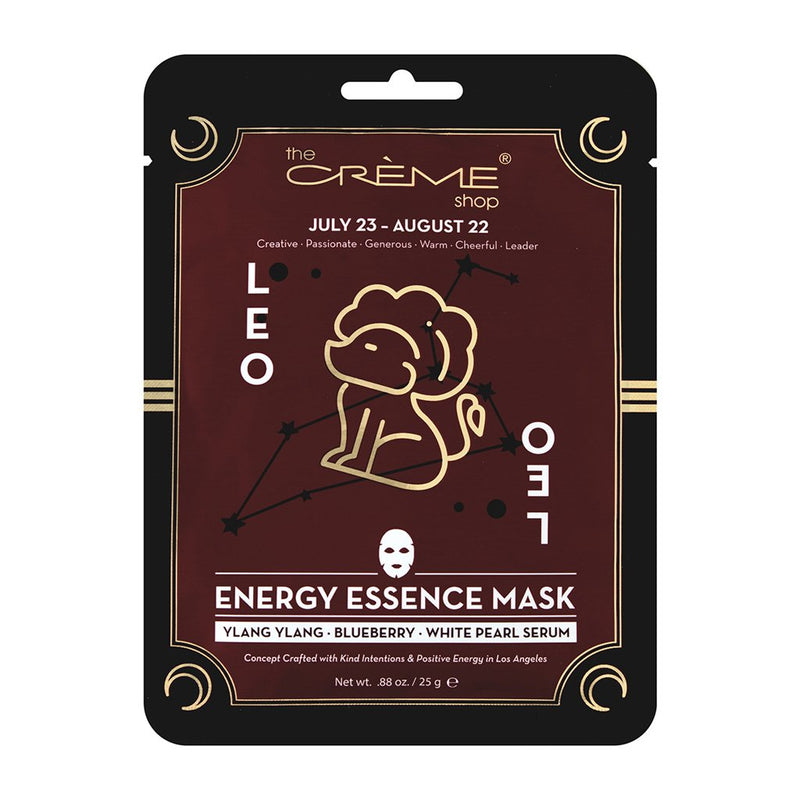 Energy Essence mask - Leo - the-creme-shop-cosmetics-and-beauty-supply